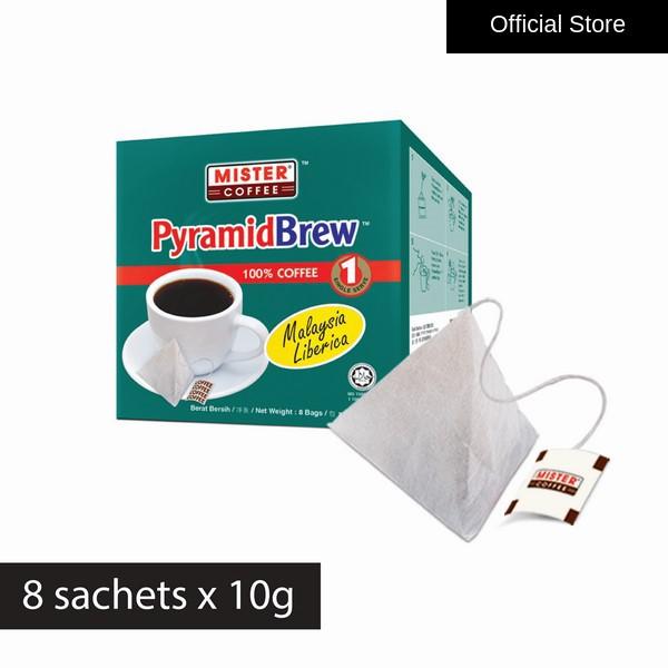 [Mister Coffee] PyramidBrew™ Malaysia Liberica (8 sachets)