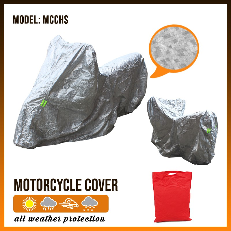 Motor Cover For All Weather Protection, Outdoor Sunblock, Dust Proof