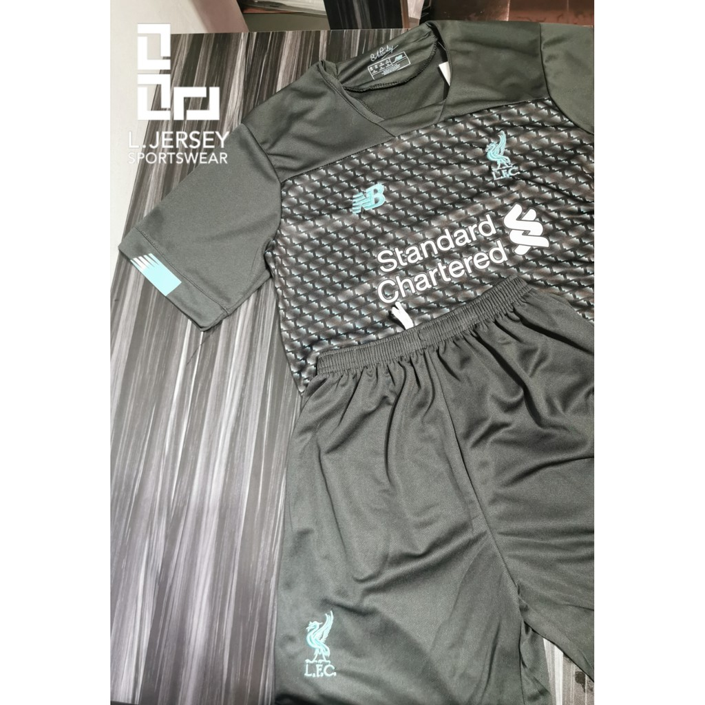Liverpool Kid 3rd Kit Season 19/20 Fans Jersey
