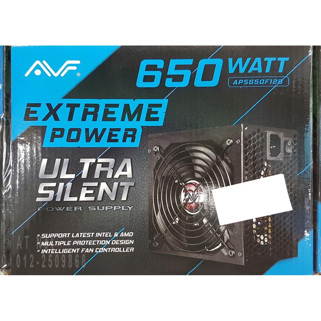 AVF EXTREME POWER ULTRA SILENT 650W PSU