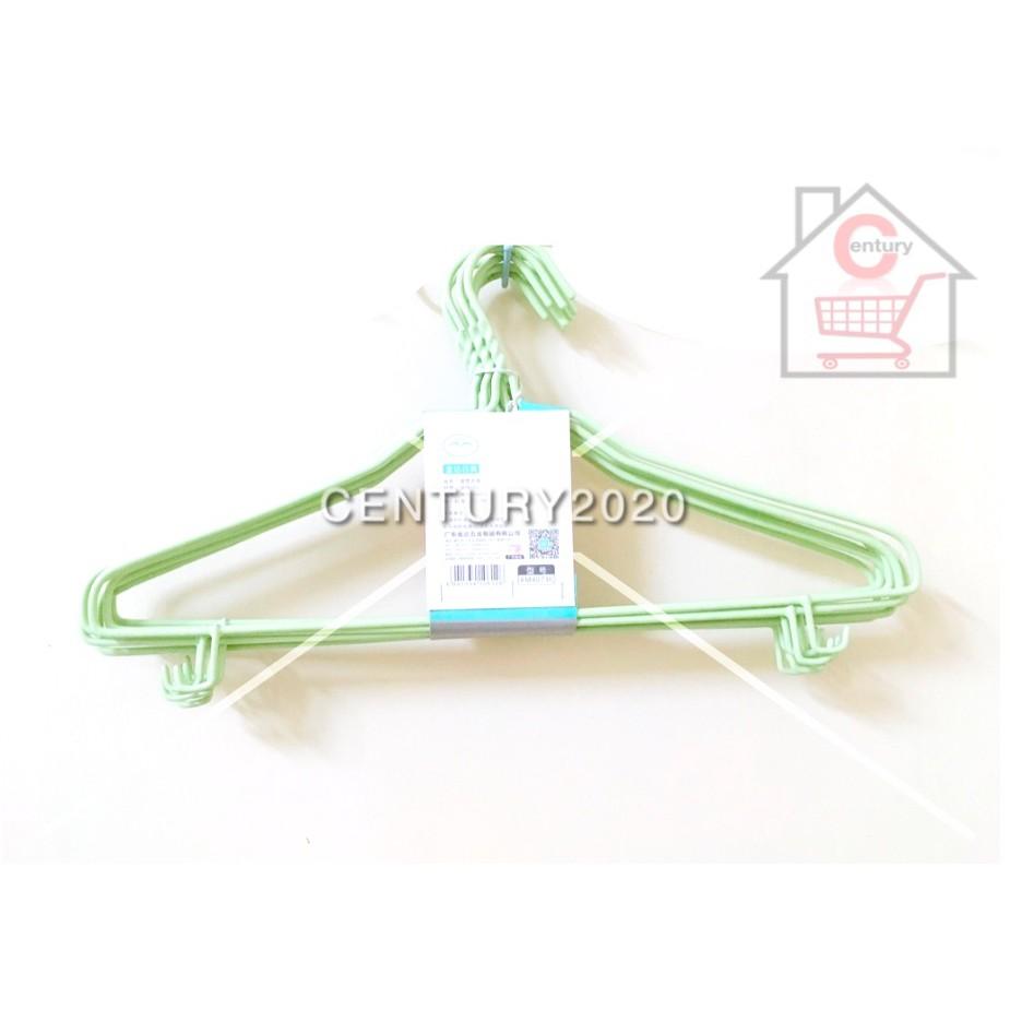 RIMEI Hanger Slim Design Hanger Coat Hanger Colourful Coat Hanger Premium Quality 8Pcs