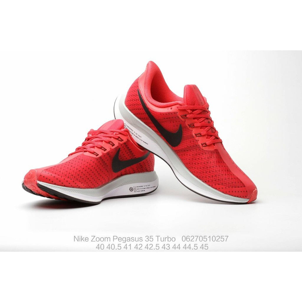 new style 2a0df 26054 Nike Zoom Pegasus 35 Turbo Moon 35th mesh ultra light breathable running  shoes