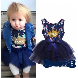 52c78205212d7 KIO-2017 Newborn Baby Girls Sundress Summer Ruffle Tulle Party Dress ...