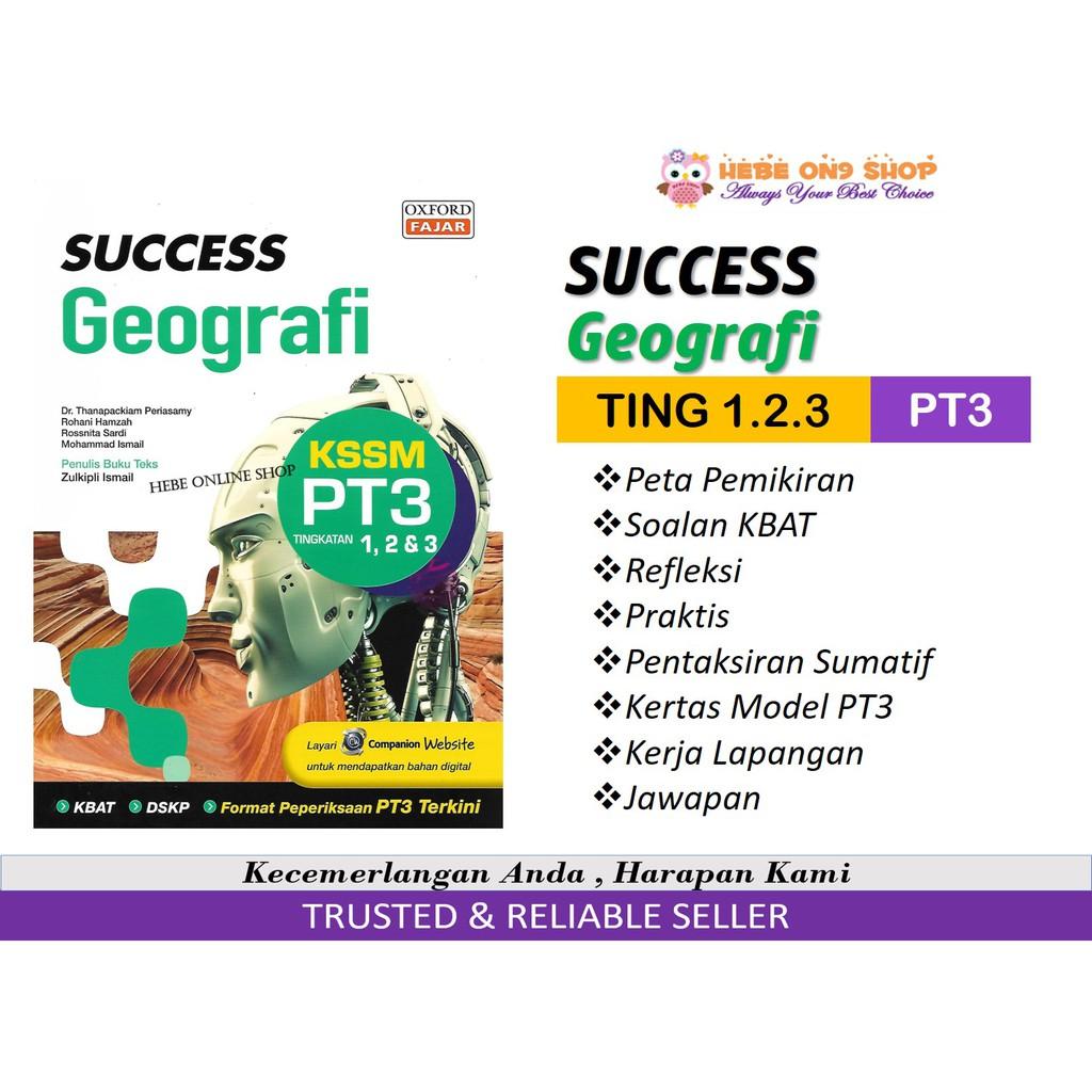Buku Rujukan Pt3 Geografi Kssm