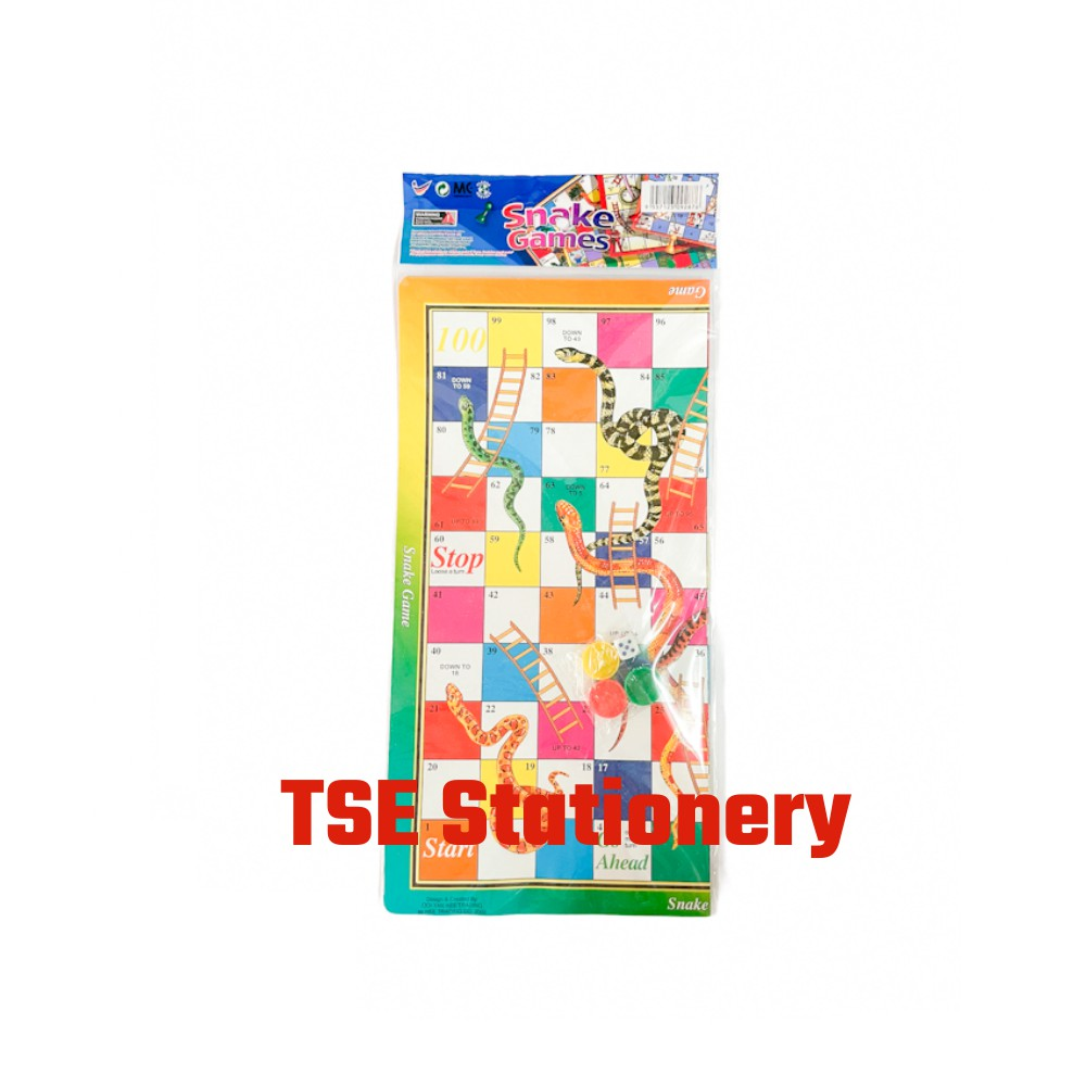 Traditional game (Snake games/ Draughts games) HT 2901/ HT2904 Dum Ular