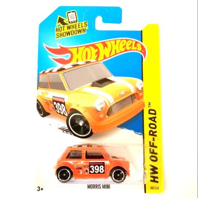 Hot Wheels Morris Mini Shopee Malaysia