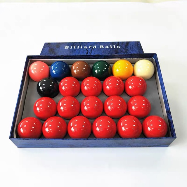 Standard Snooker Tournament Ball Set