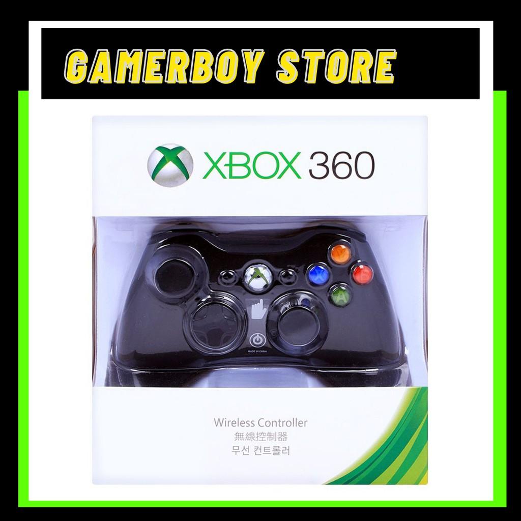 XBOX 360 Wireless Controller Microsoft - BLACK