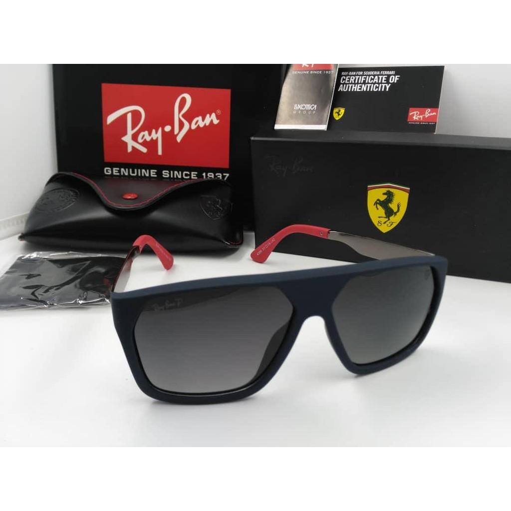 (Ray.ban) Ferrari RB 4309-P POLARIZED Glasses
