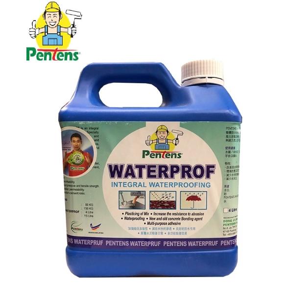 PENTENS INTEGRAL WATERPROF 4 LITER.