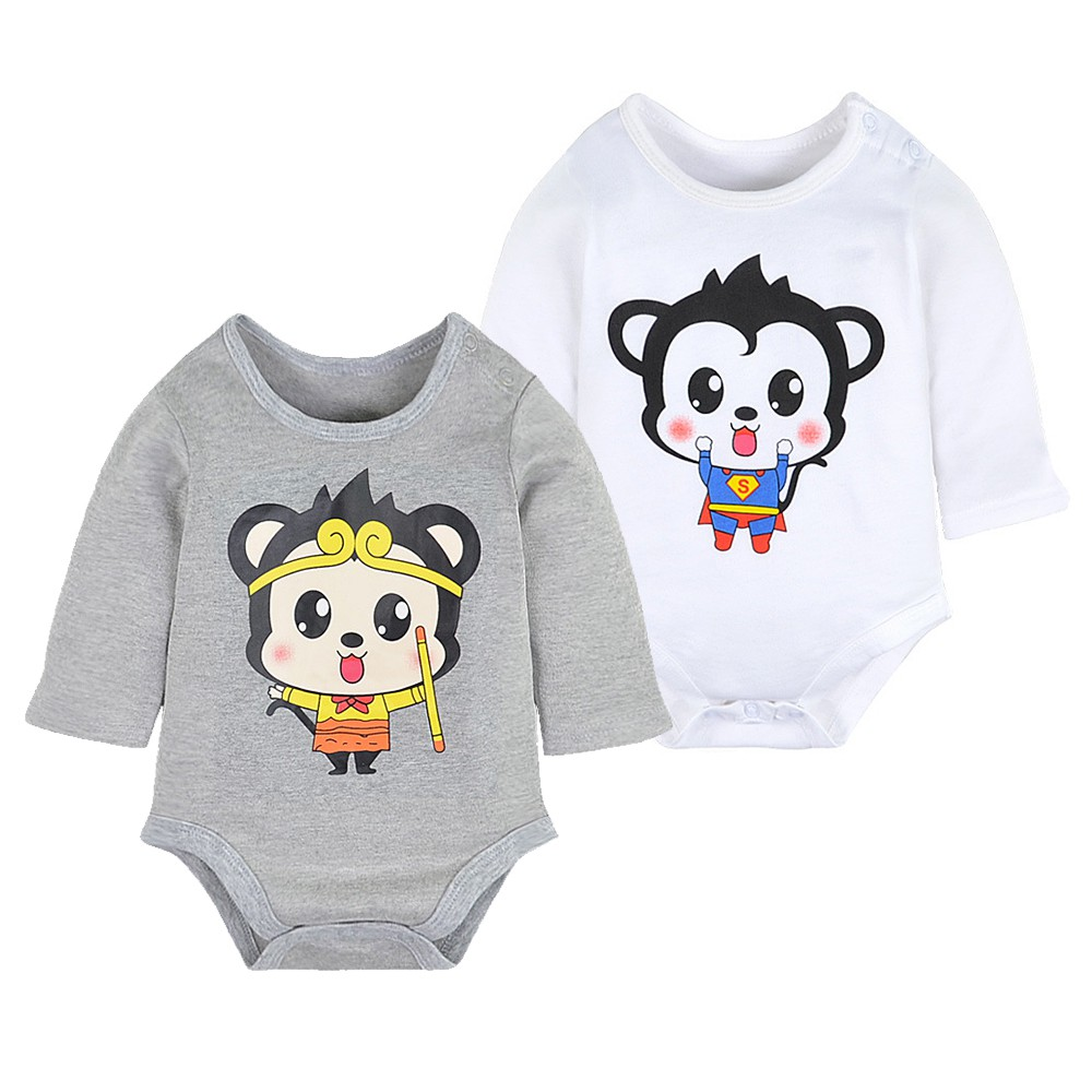 ab160a2399c54 Baby Clothes Romper Baby Newborn Infant Baby Boy Girls Clothes Jumpsuit  Outfit