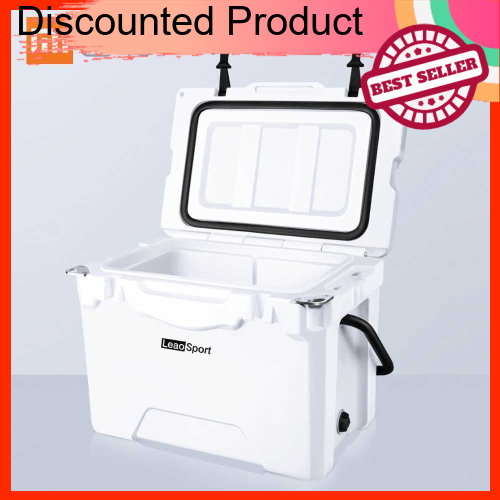 Great Discount Xiaomi LEAO 25QT Car Refrigerators Fridge 22.5L 250KG Load 2 in 1 Cooler Warmer Ice Box Without-Electric