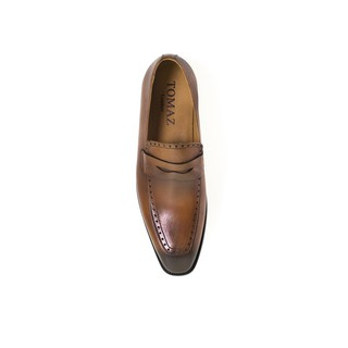 06803fb413c ... Tomaz F129 Penny Loafers (Brown). sold out