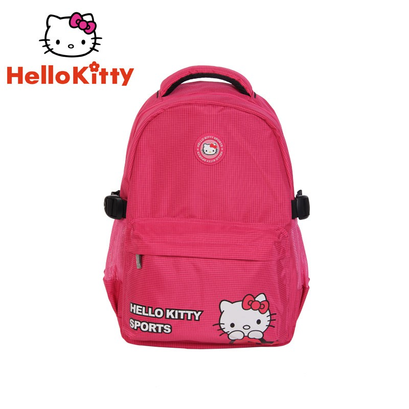 734b5cae88 Hello Kitty Children s School bags backpack travel bags for little ...