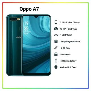 OPPO A7 4GB + 64GB 4230mah Battery | Shopee Malaysia