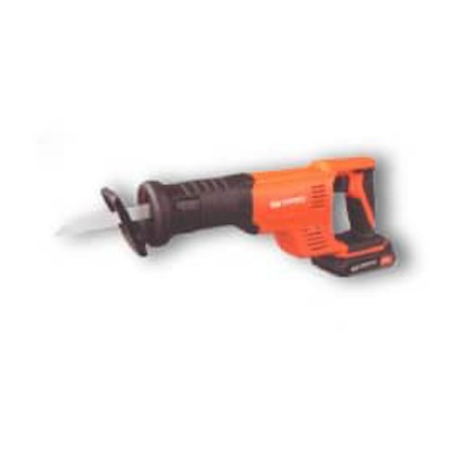 Saw Daewoo DALRS008 Cordless Reciprocating Saw 18v (c/w 2 Battery 1 Charger )