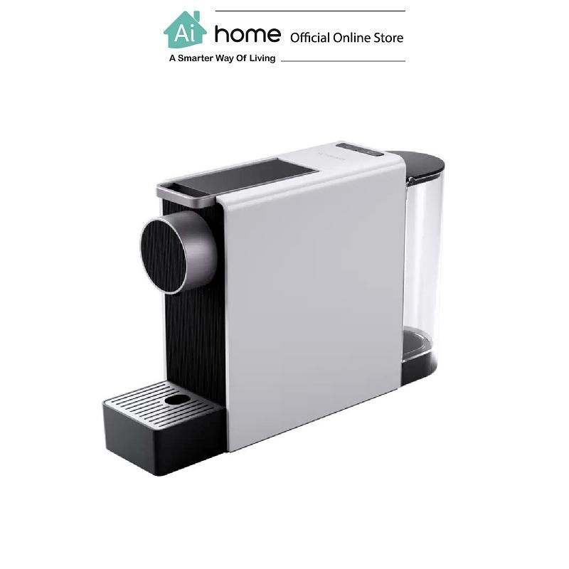 SCISHARE Mini Smart Capsule Coffee Machine with 1 Year Malaysia Warranty [ Ai Home ]