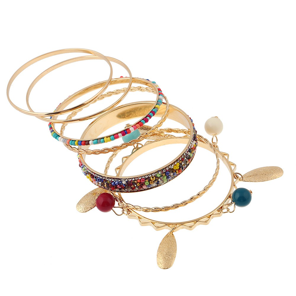 Crystal Stones Women Cuff Crystals With Copper Bangles Jewelry Circuit Board Bracelet Bracelets Shopee Malaysia