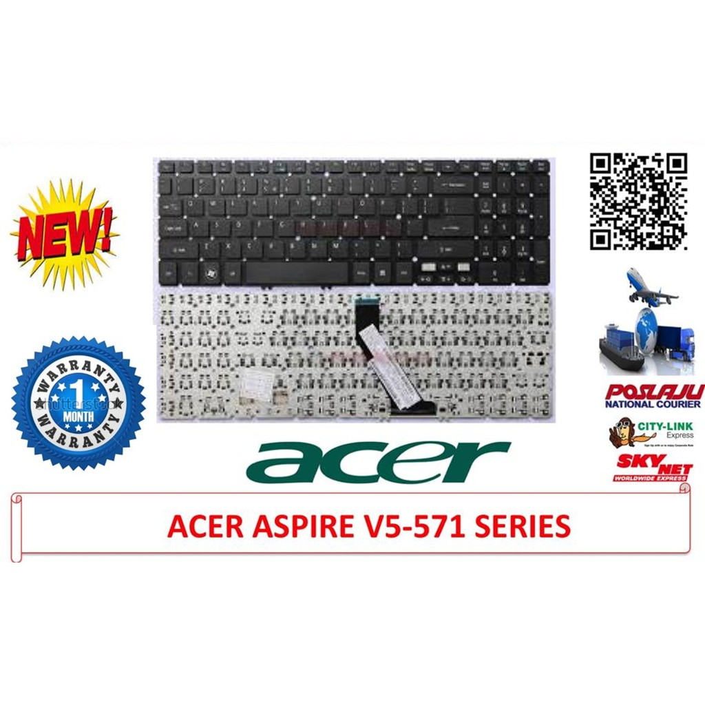 Keyboard Acer Aspire One 725 Ao725 756 Ao756 Ultrabook S3 Laptop For 4732 4732z Series Emachines D725 D525 Shopee Malaysia