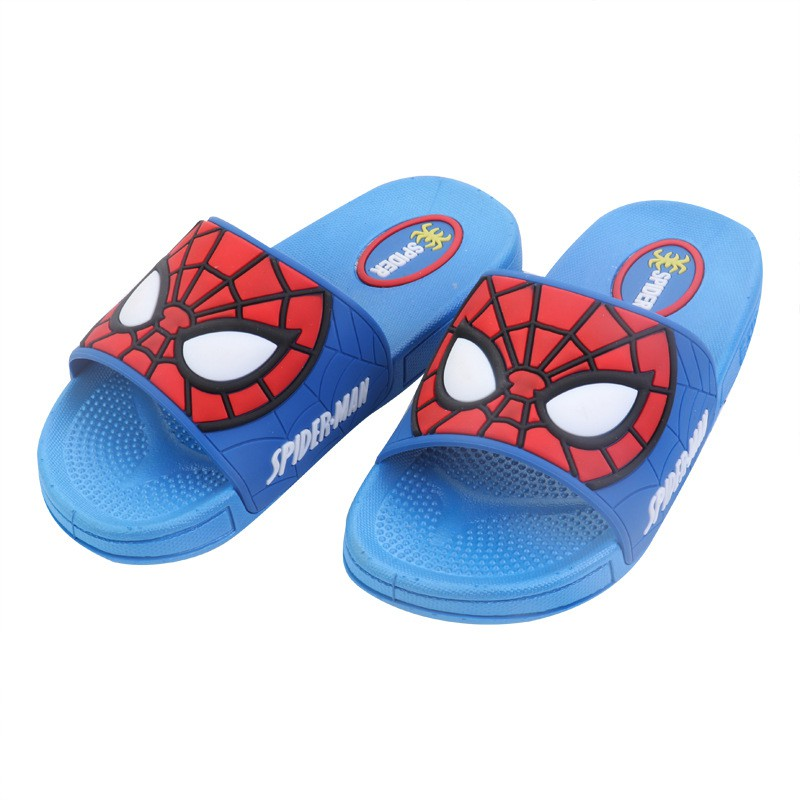 f9187116 Kids Toddler Boy Summer Spiderman Slippers   Shopee Malaysia