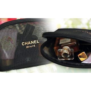 161ce605e236 C.h.a.n.e.l Mesh Pouch Gift with Purchase-Clearance Sale | Shopee ...