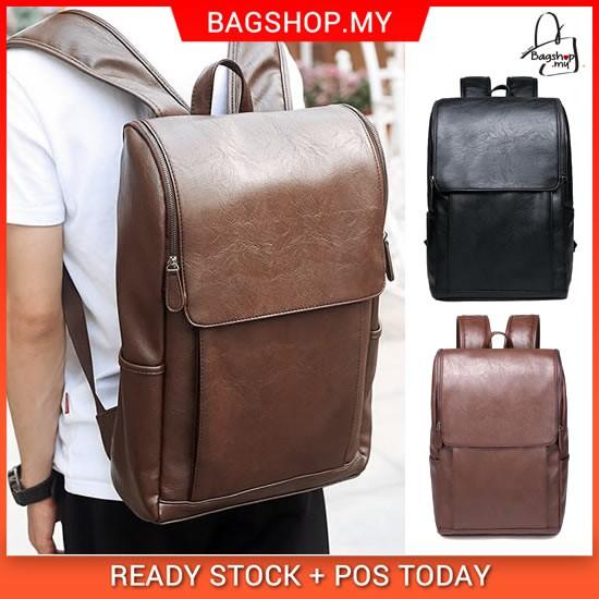 746600e24cc4c Coach Mens F54135 Charles Slim Backpack Sport Calf Leather Saddle Brown
