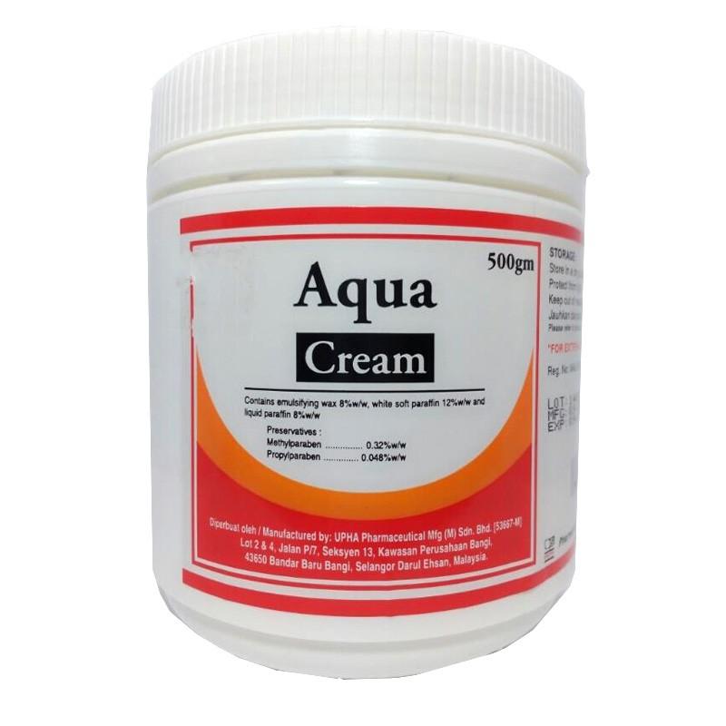 Aqua Cream Aqueous Cream 500g