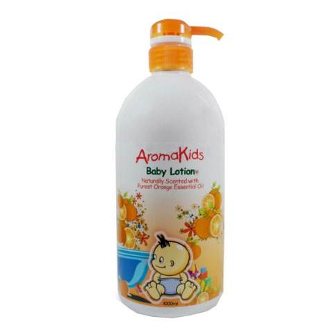 Aromakids Moisturizing Baby Lotion 1000ml