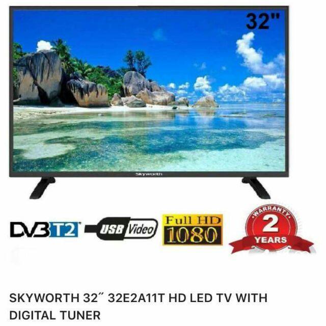 Tv Led Hd Paling Murah 32 43 50