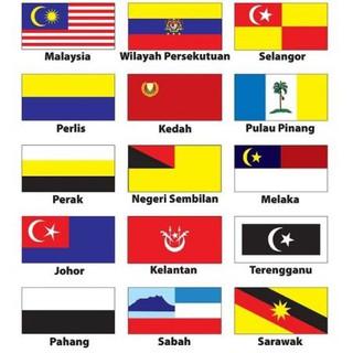 Bendera Malaysia Flag 2x4 3x6 2x8 Ready Stock Shopee Malaysia