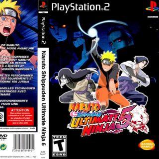 naruto shippuden ultimate ninja 5 pc download