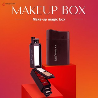 Portable Makeup Set All-in-1 Home Travel Cosmetics Kit Makeup Box