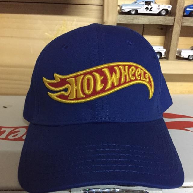 e488eb400dc Hotwheels Bre Datsun Trucker cap blue