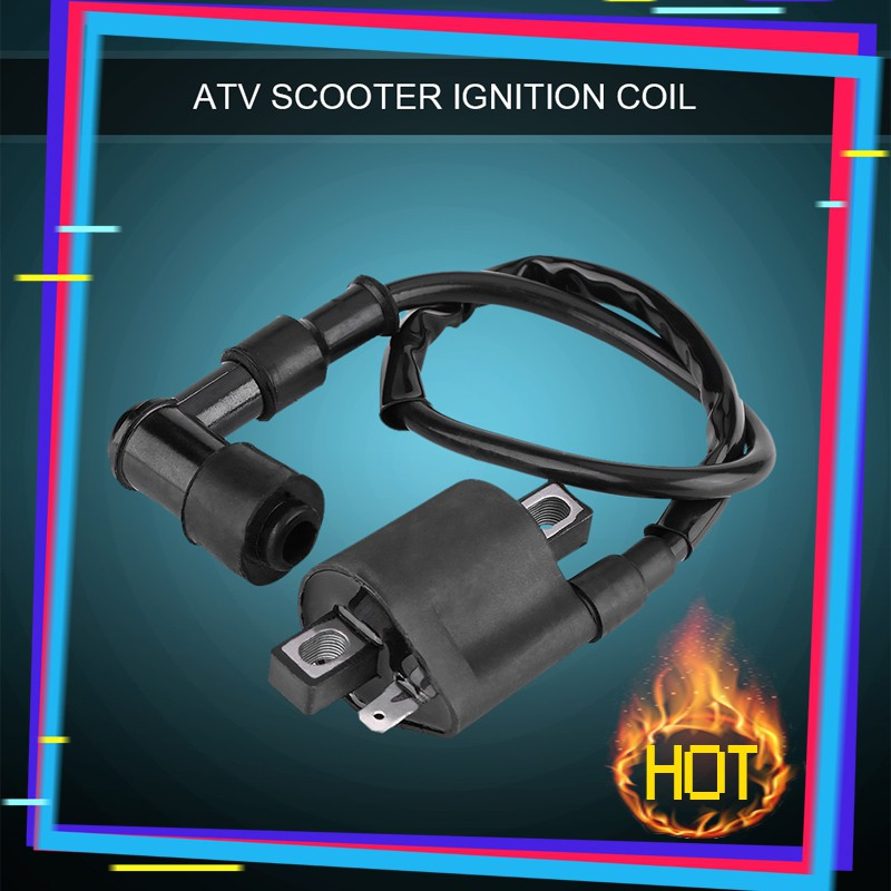 Atv Ignition Coil Test