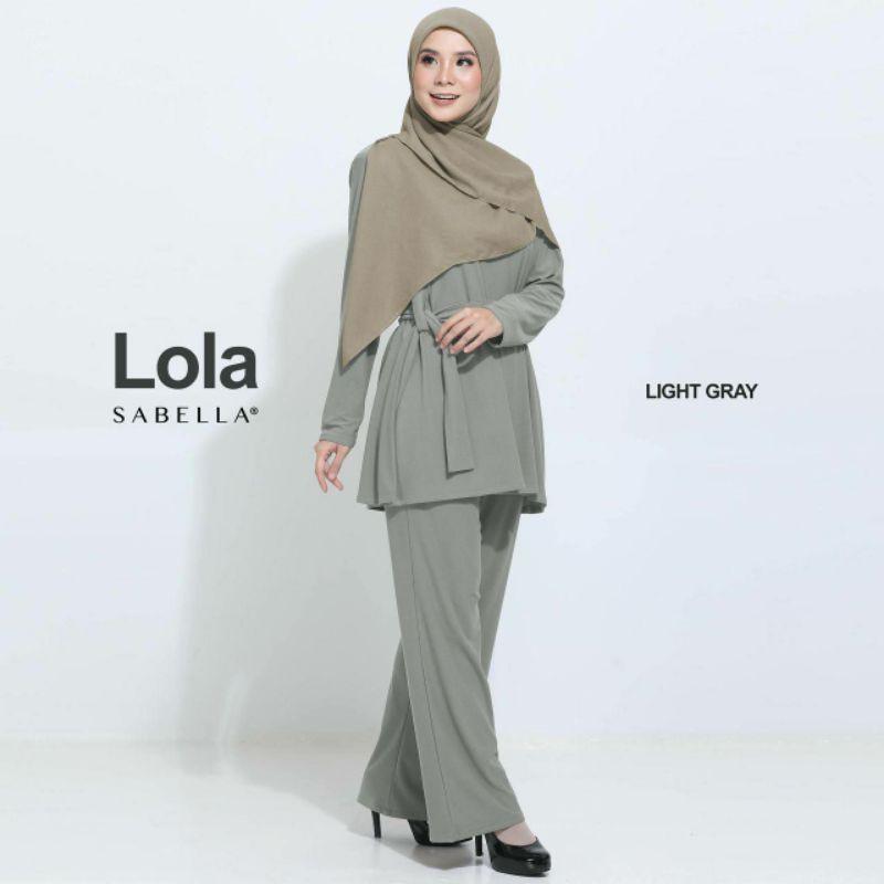 Sabella  Lola Suit Size 1 & 2 [Ready Stock]