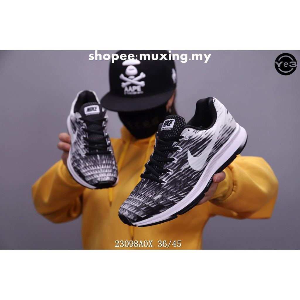 reputable site 3fa02 966ea NIKE AIR ZOOM PEGASUS 35 Running shoes for men and women   Shopee Malaysia
