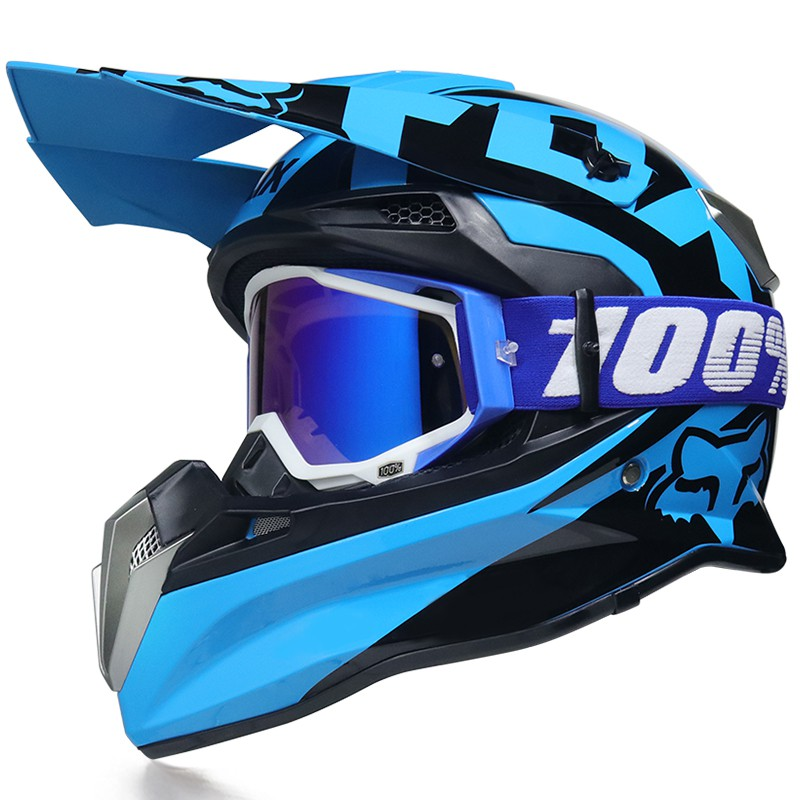 AHP HELMETS motorcycle Adult motocross Off Road ATV Dirt bike Downhill  racing helmet