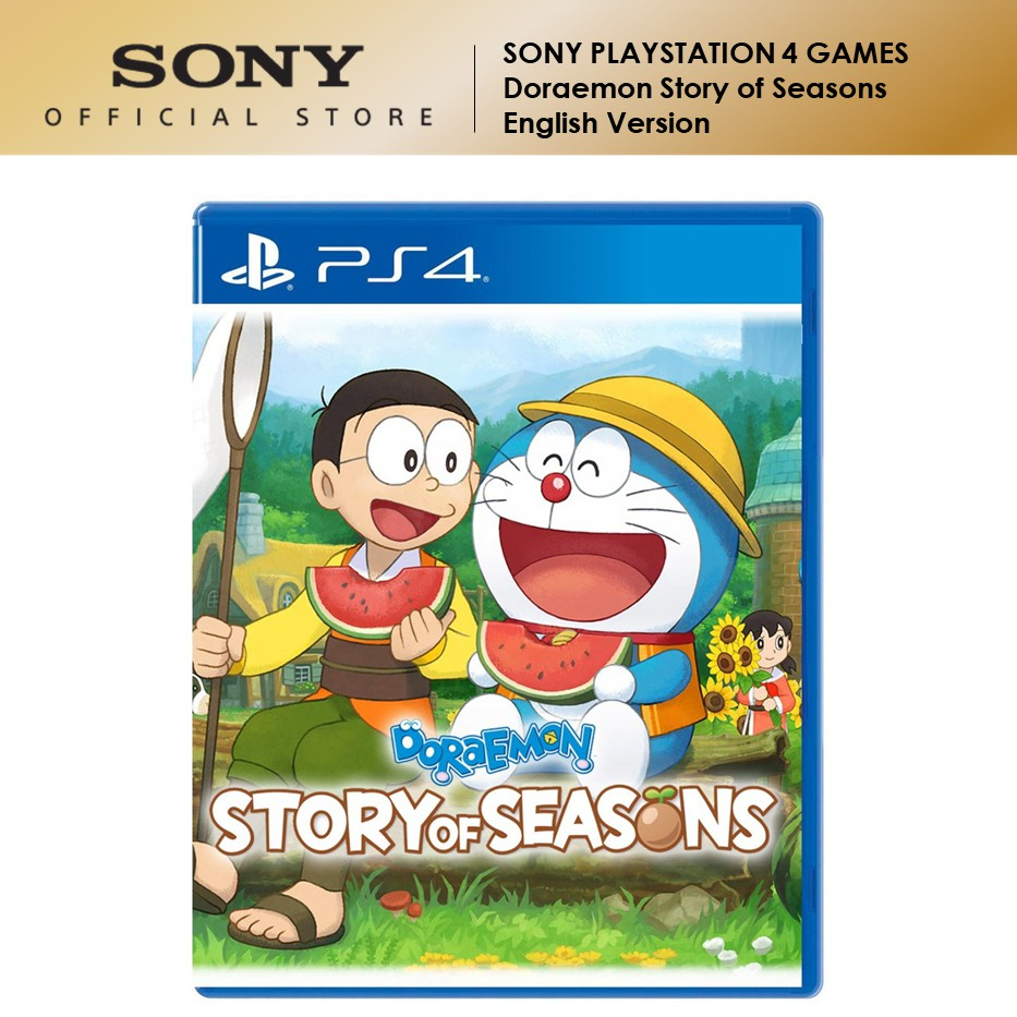 Sony PS4 Doraemon Story Of Seasons English Ver