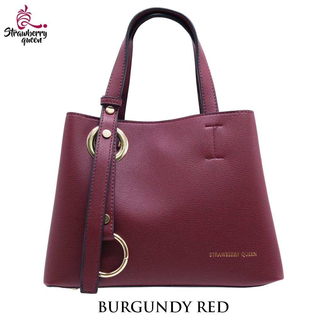 Strawberry Queen Classic Cum Elegant Crossbody Bag - FANTASY
