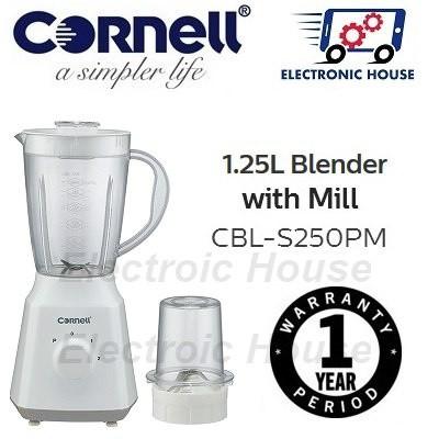 350W 1.5L Cornell Blender with Miller CBL-S250PM