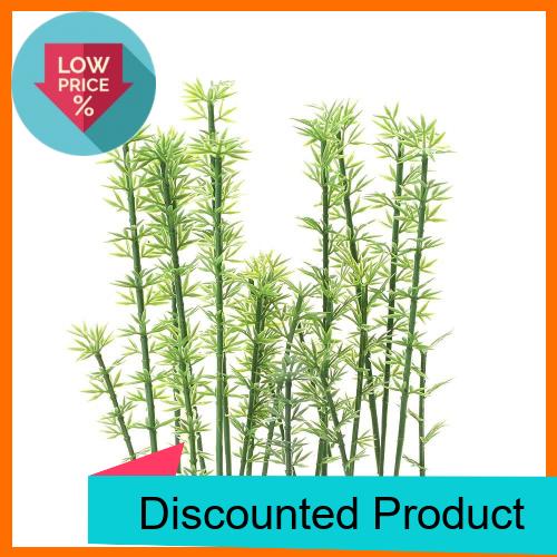 Great Discount Kids Toy 100 Pcs Green Plastic Model Bamboo Trees Scale 1:75-1:300 Garden Decor Train Scenery Landscape