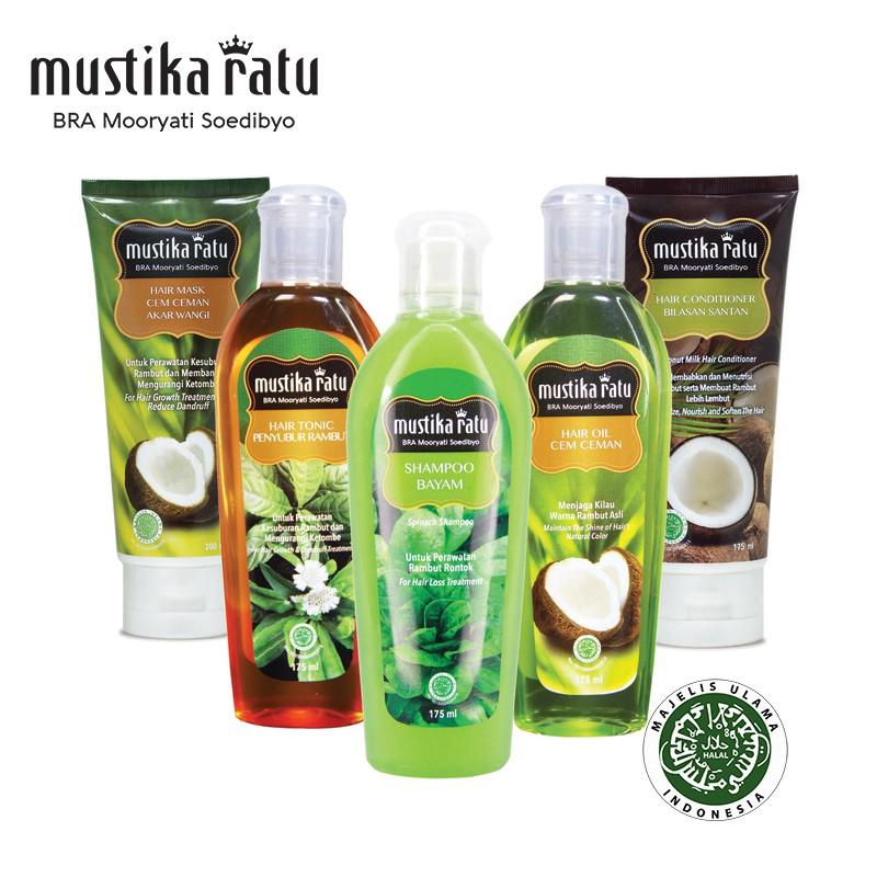 Mustika Ratu Advance Hair Loss Set