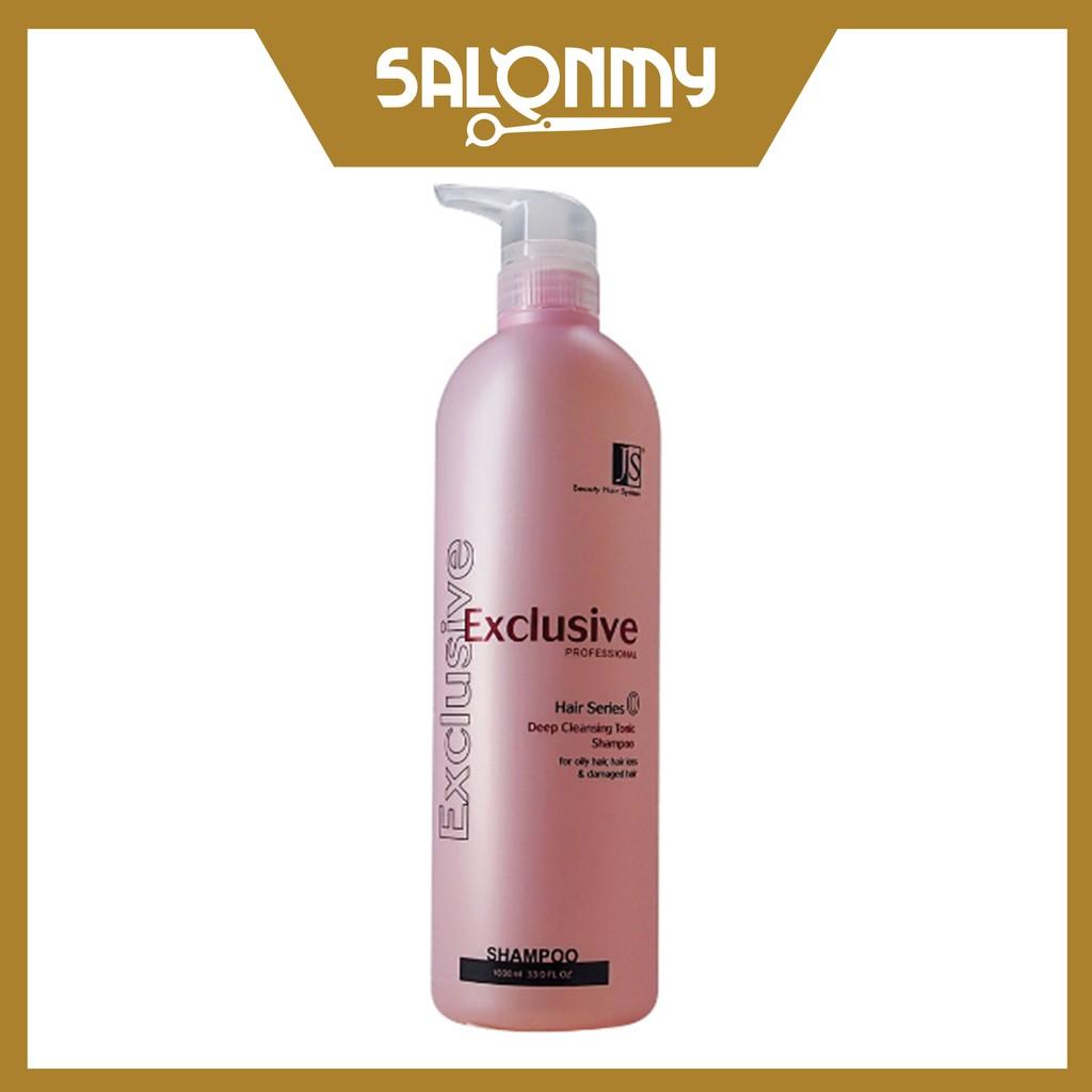JS Deep Cleansing Tonic Shampoo 1000ml
