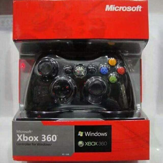 JOYSTICK XBOX 360 /USB WIRED SHOCK XBOX 360 CONTROLLER