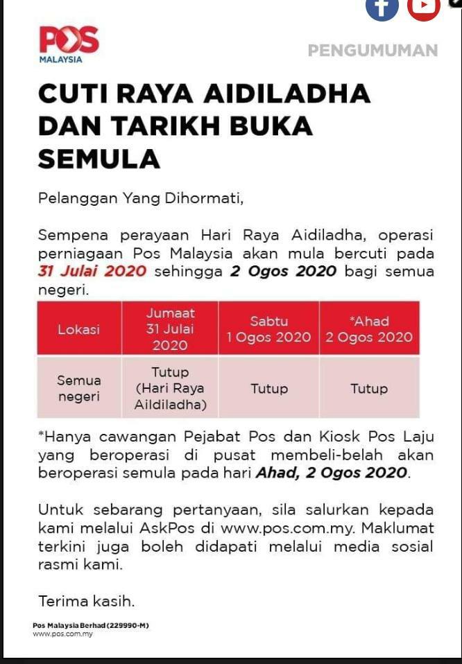 Shipping Courrier Ninja Van Poslaju Jnt Shopee Malaysia
