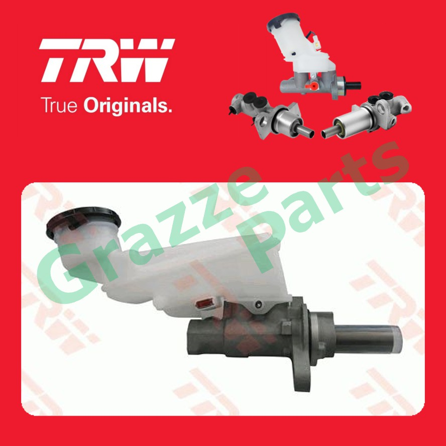 TRW Hydraulic Brake Master Pump Cylinder PMH991 for Isuzu D-Max RT50 Auto - Without Pipe 10m