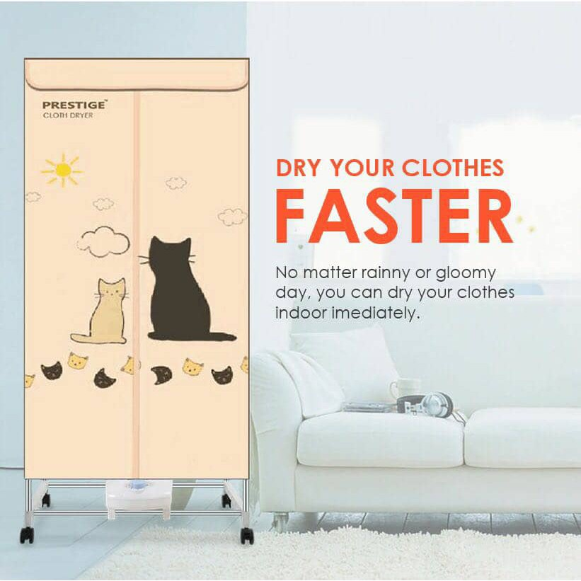 PRESTIGE Cloth Dryer