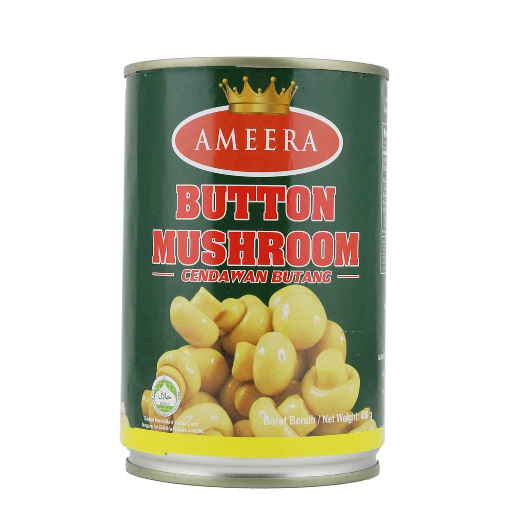 Ameera Button Mushroom (400g)