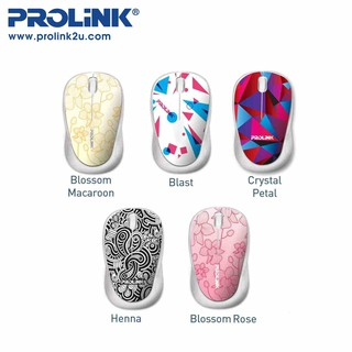 PROLiNK Stylish High Precision Artist Collection USB Optical Mouse PMC1005
