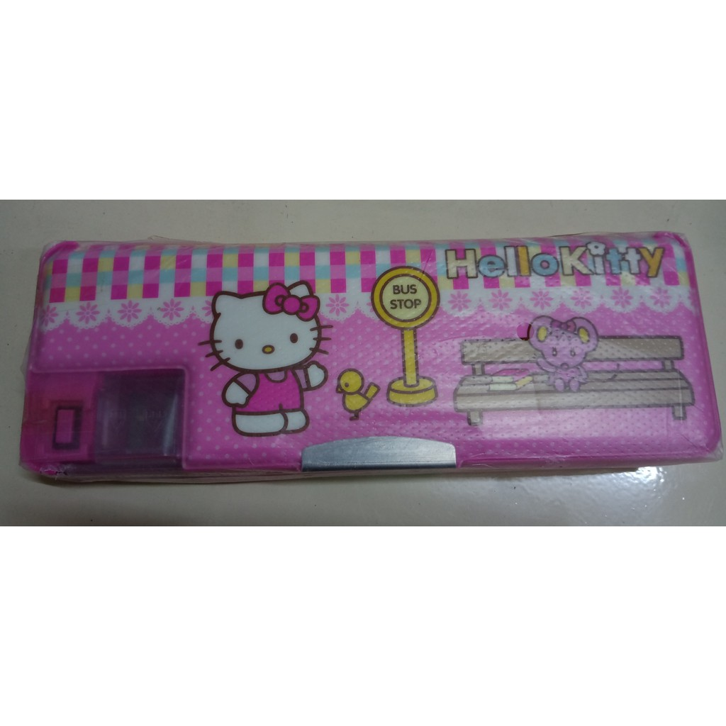 Pencil Box 笔盒 (KT9313)  80mm x 230mm x 30mm